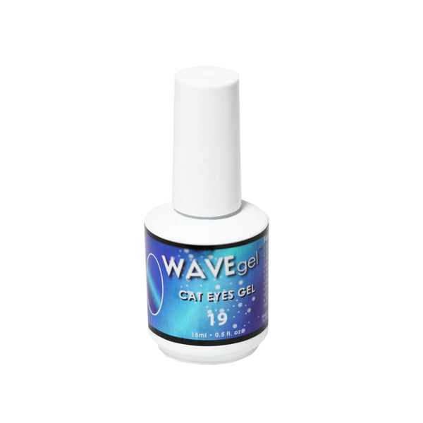 WAVEGEL CAT EYE GEL # 19