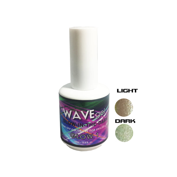 WAVEGEL GLOW IN THE DARK GEL #1