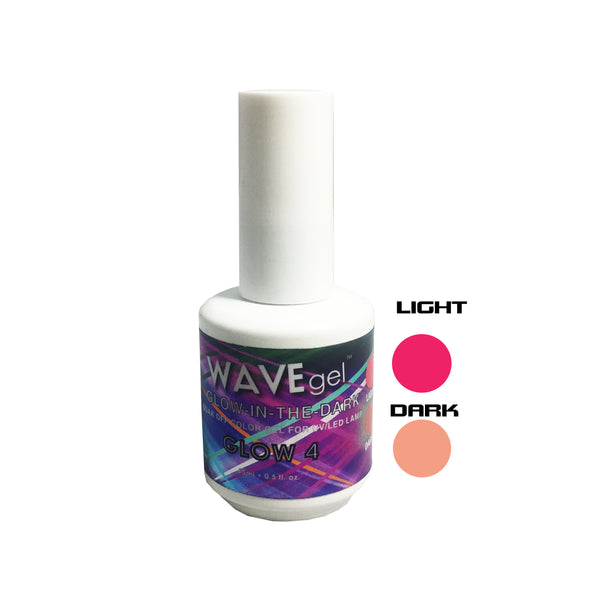 WAVEGEL GLOW IN THE DARK # 4