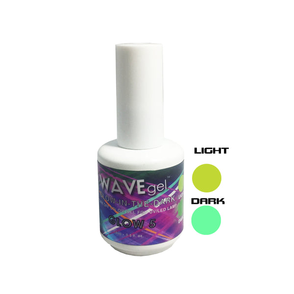 WAVEGEL GLOW IN THE DARK # 5
