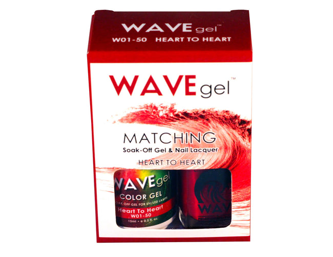 WAVEGEL MATCHING (#050) W0150 HEART TO HEART