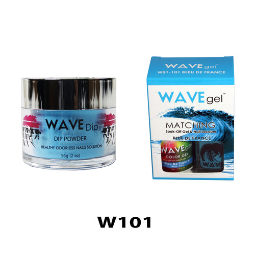 WAVEGEL 3-IN-1: W101 BLEU DE FRANCE