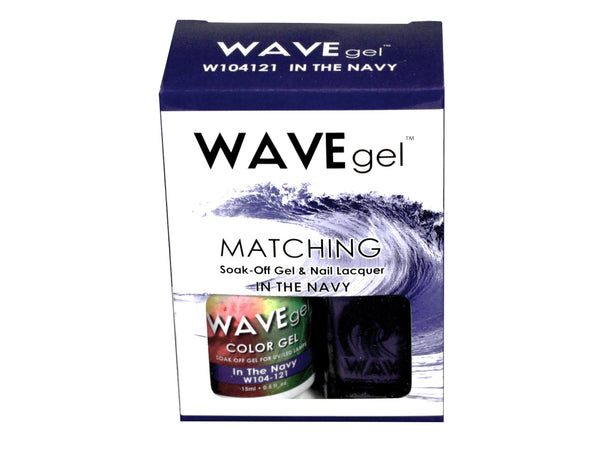 WAVEGEL MATCHING (#121) W104121 IN THE NAVY