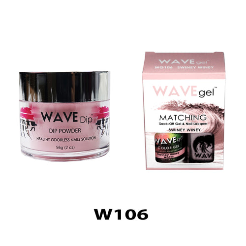 WAVEGEL 3-IN-1: W106 SWINEY WINEY
