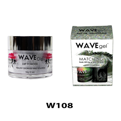 WAVEGEL 3-IN-1: W108 DISCOTHEQUE