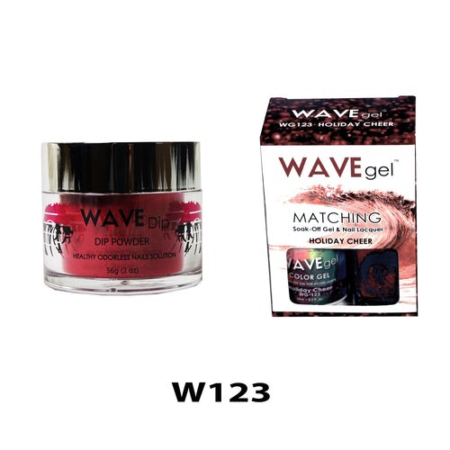 WAVEGEL 3-IN-1: W123 HOLIDAY CHEERS