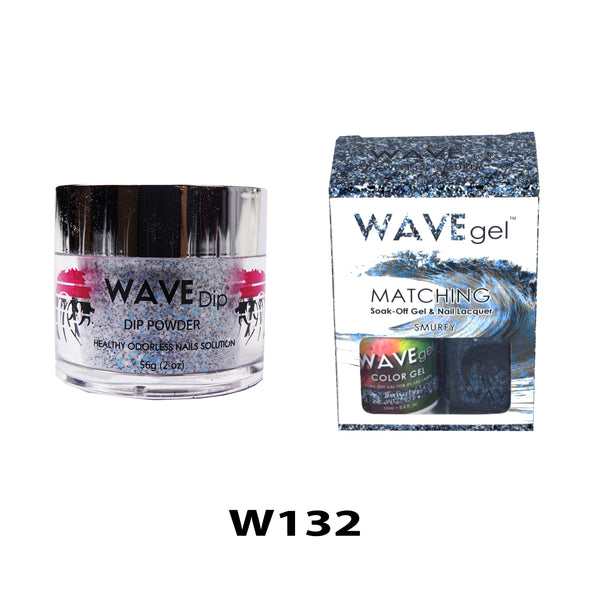 WAVEGEL 3-IN-1: W132 SMURFY