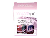 WAVEGEL MATCHING (#062) W1362 POWDER PUFF