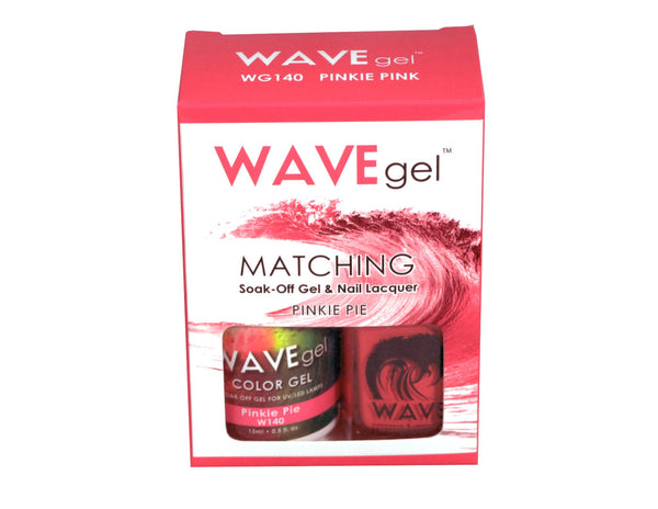 WAVEGEL MATCHING (#140) W140 PINKIE PIE