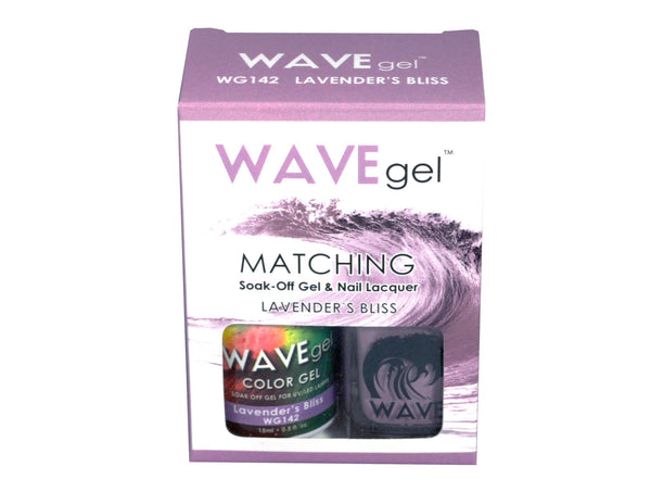 WAVEGEL MATCHING (#142) W142 LAVENDER'S BLISS