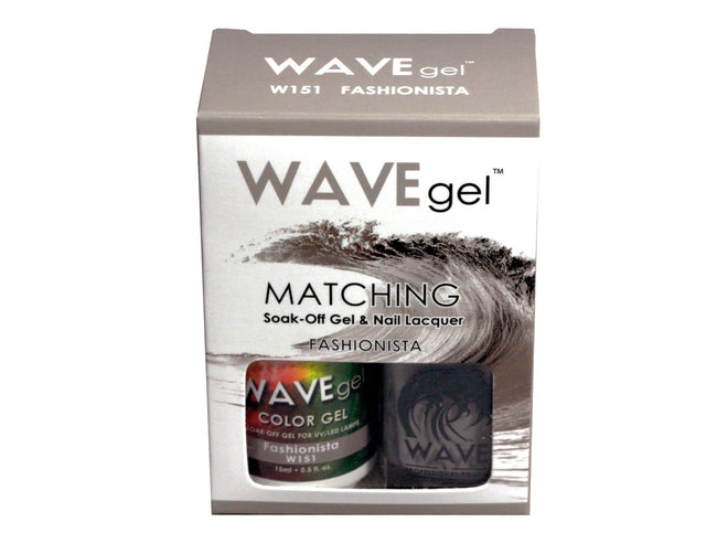 WAVEGEL MATCHING (#151) W151 FASHIONISTA