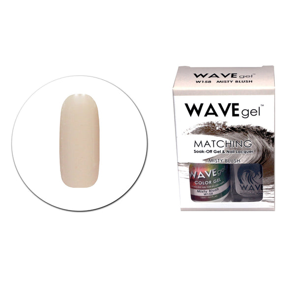 WAVEGEL MATCHING (#158) W158 MISTY BLUSH
