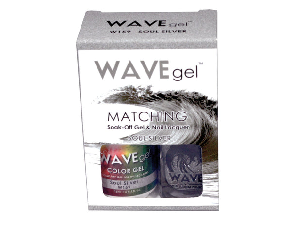 WAVEGEL MATCHING (#159) W159 SOUL SILVER