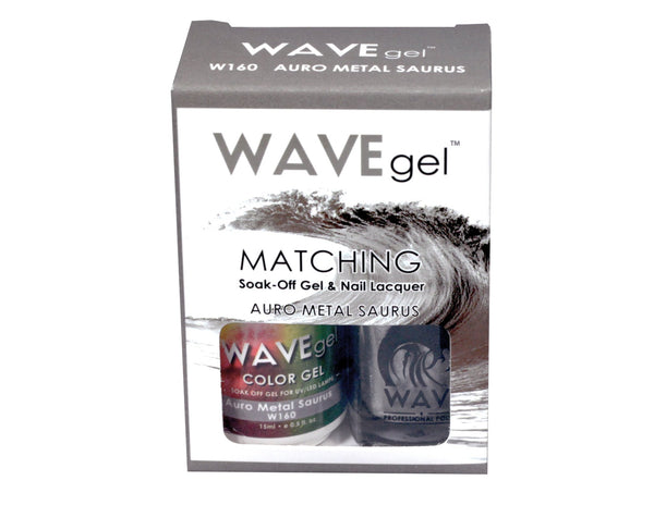 WAVEGEL MATCHING (#160) W160 AURO METAL SAURUS