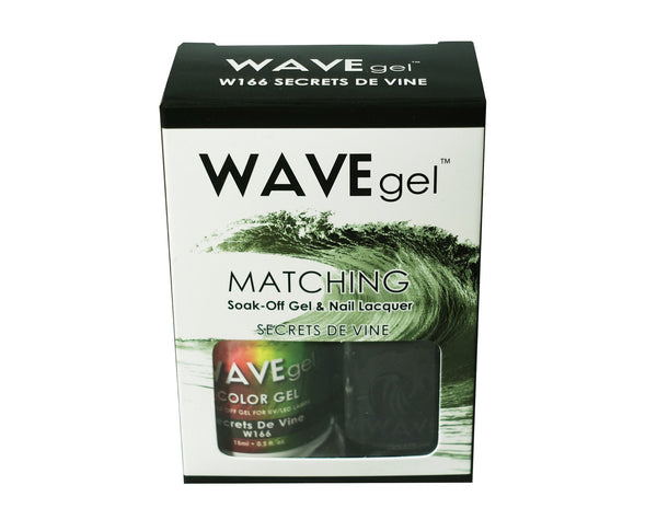 WAVEGEL MATCHING (#166) W166 SECRETS DE VINE