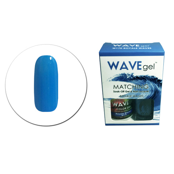 WAVEGEL MATCHING (#170) W170 ROYALE WAVES