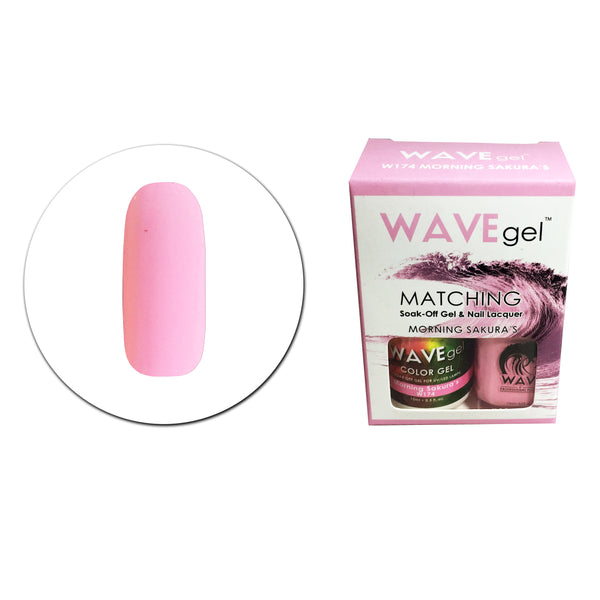 WAVEGEL MATCHING (#174) W174 MORNING SAKURA'S