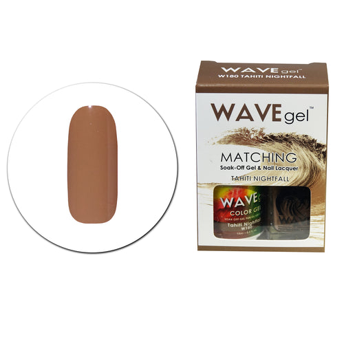 WAVEGEL MATCHING (#180) W180 TAHITI NIGHTFALL