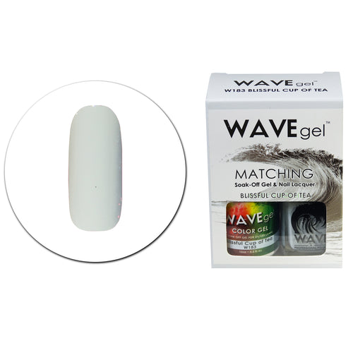 WAVEGEL MATCHING (#183) W183 BLISSFUL CUP OF TEA