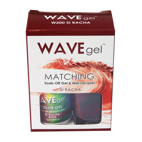 WAVEGEL MATCHING (#200) W200 SI RACHA
