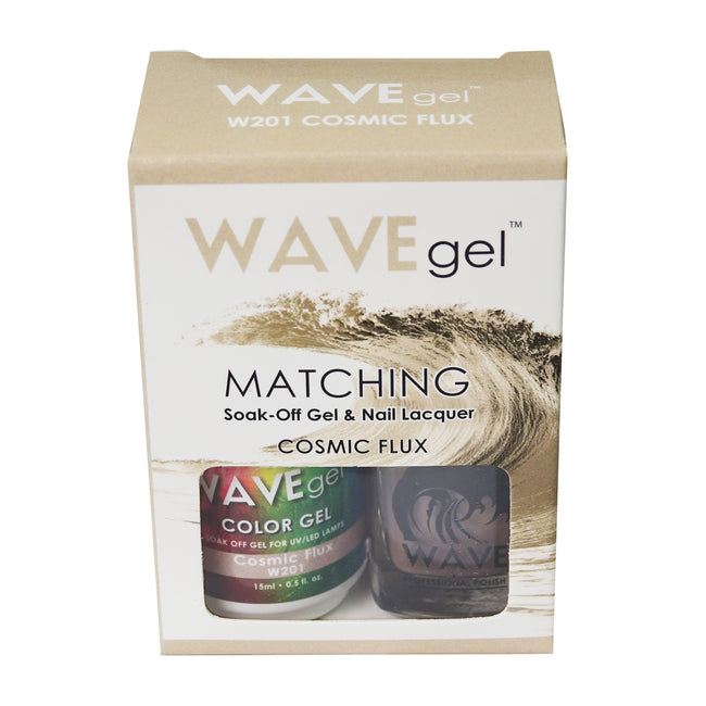 WAVEGEL MATCHING (#201) W201 COSMIC FLUX