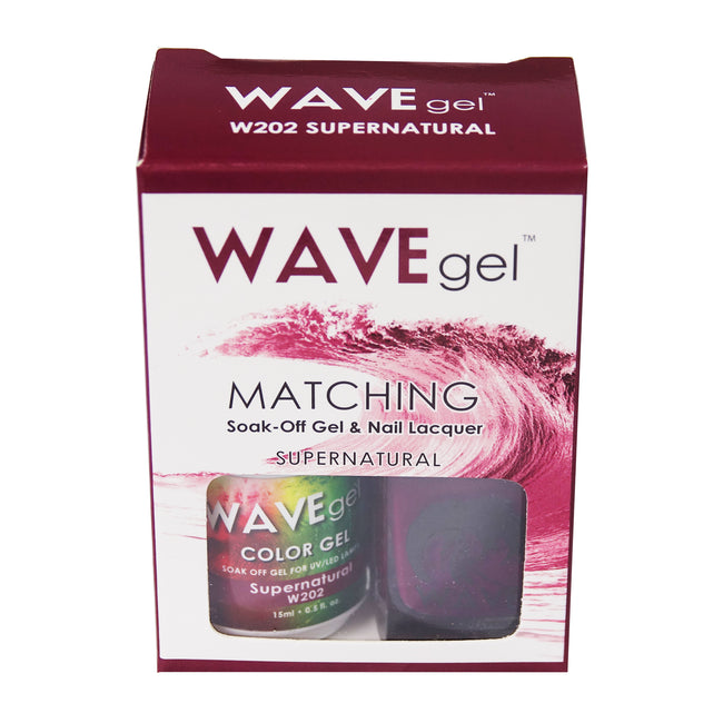 WAVEGEL MATCHING (#202) W202 SUPERNATURAL