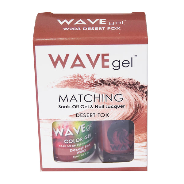 WAVEGEL MATCHING (#203) W203 DESERT FOX
