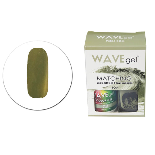 WAVEGEL MATCHING (#204) W204 BOA
