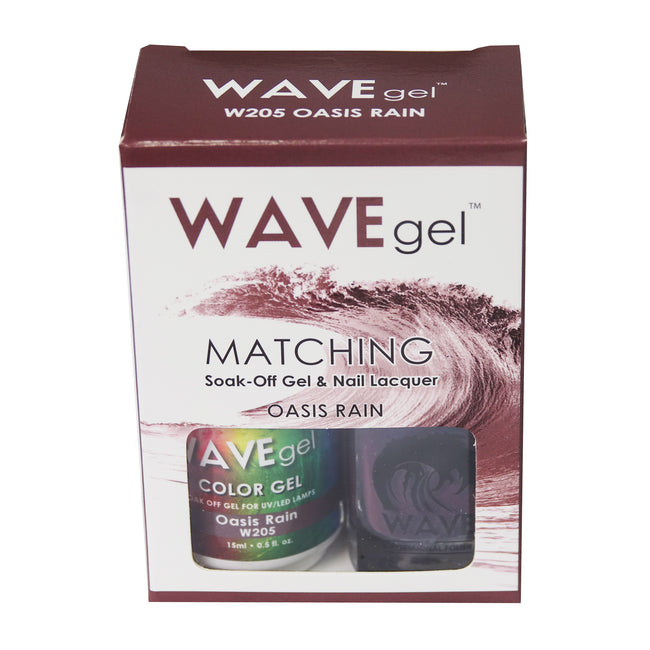 WAVEGEL MATCHING (#205) W205 OASIS RAIN