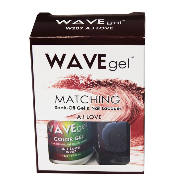WAVEGEL MATCHING (#207) W207 A.I LOVE