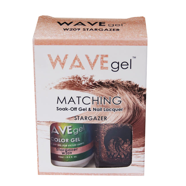 WAVEGEL MATCHING (#209) W209 STARGAZER