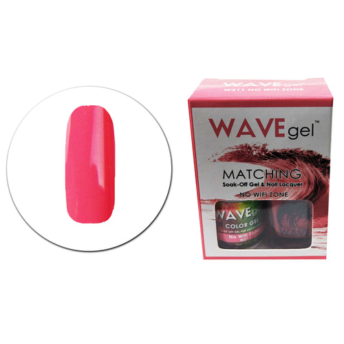 WAVEGEL MATCHING (#211) W211 NO WIFE ZONE
