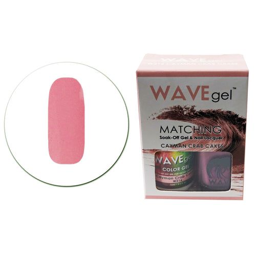 WAVEGEL MATCHING (#216) W216 CAYMAN CRAB CAKES