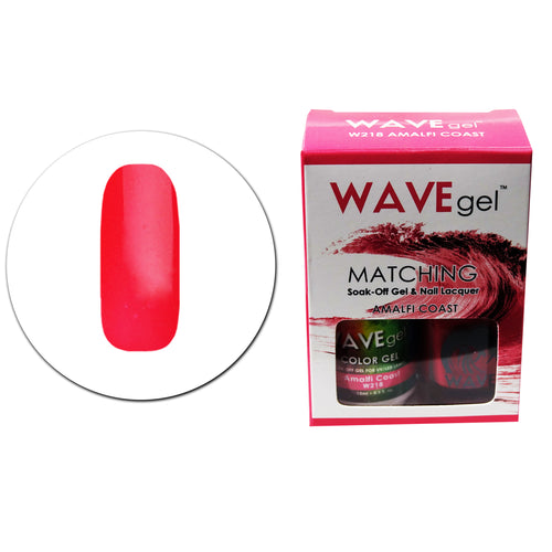 WAVEGEL MATCHING (#218) W218 AMALFI COAST