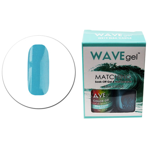 WAVEGEL MATCHING (#219) W219 ELSA CASTLE