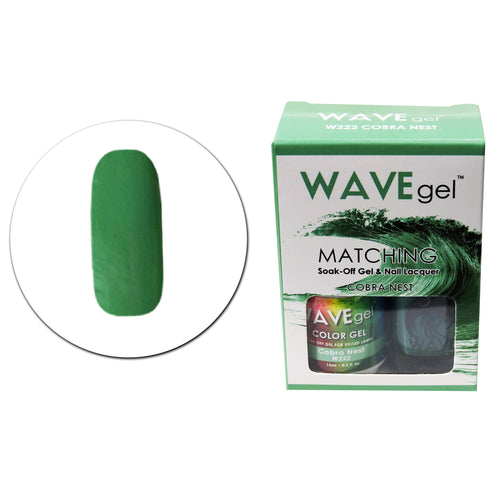 WAVEGEL MATCHING (#222) W222 COBRA NEST