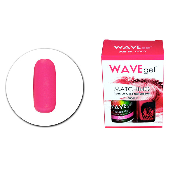 WAVEGEL MATCHING (#088) W3888 DOLLY
