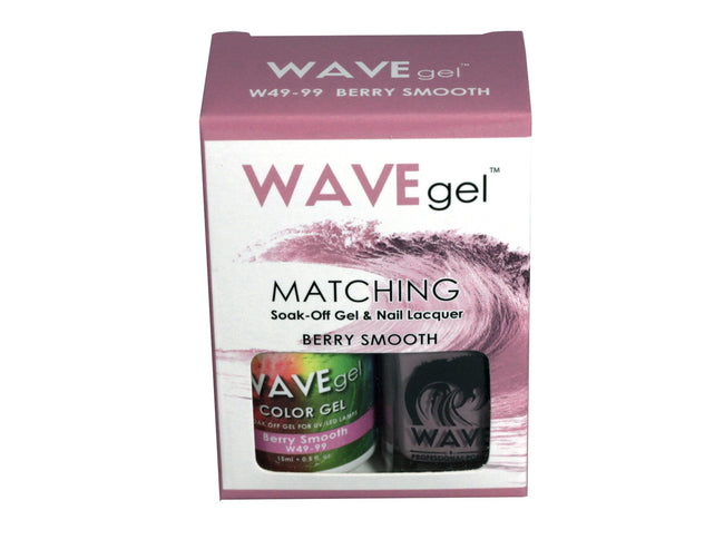 WAVEGEL MATCHING (#099) W4999 BERRY SMOOTH