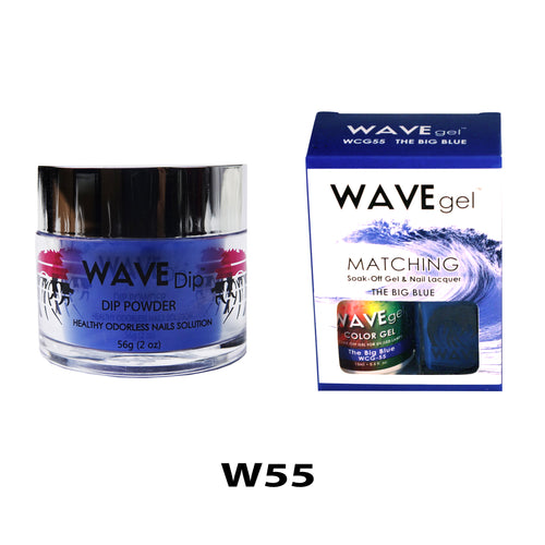 WAVEGEL 3-IN-1: W55 THE BIG BLUE