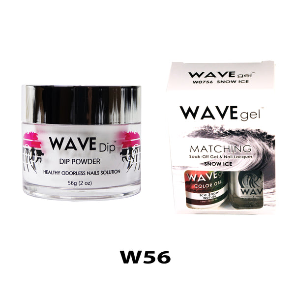 WAVEGEL 3-IN-1: W56 SNOW ICE