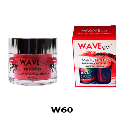 WAVEGEL 3-IN-1: W60 BLOOD ORANGE