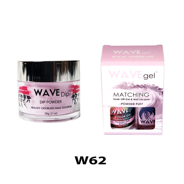 WAVEGEL 3-IN-1: W62 POWDER PUFF