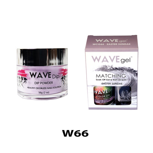 WAVEGEL 3-IN-1: W66 EASTER SUNDAE