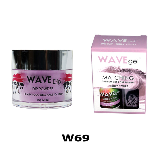 WAVEGEL 3-IN-1: W69 TRULY YOURS