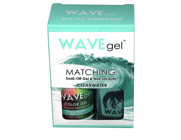 WAVEGEL MATCHING (#113) W71113 CLEARWATER