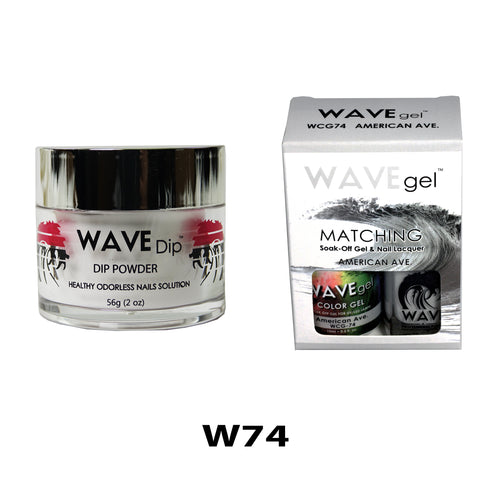 WAVEGEL 3-IN-1: W74 AMERICAN AVE.