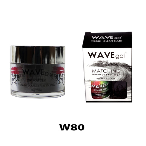 WAVEGEL 3-IN-1: W80 CLEAN SLATE