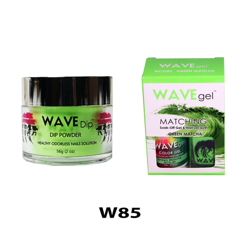 WAVEGEL 3-IN-1: W85 GREEN MATCHA