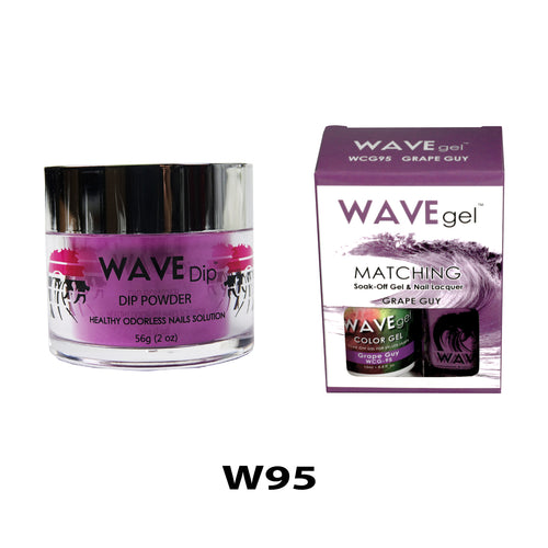 WAVEGEL 3-IN-1: W95 GRAPE GUY