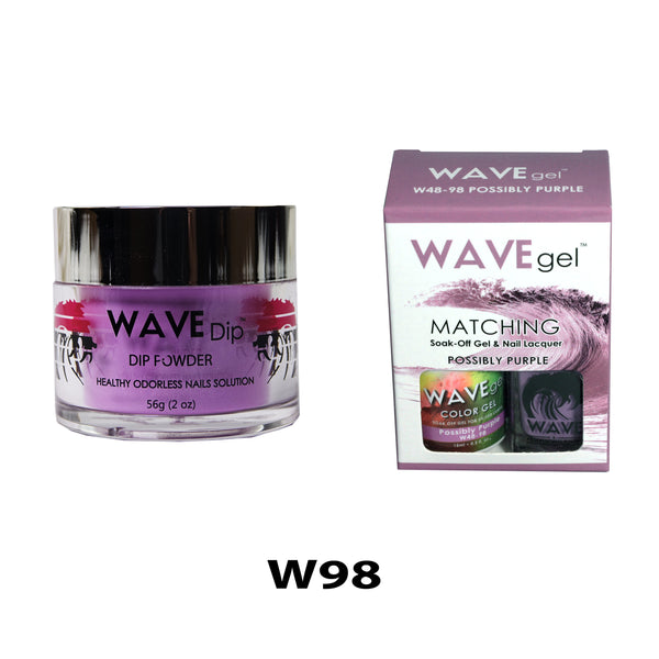WAVEGEL 3-IN-1: W98 POSSIBLY PURPLE